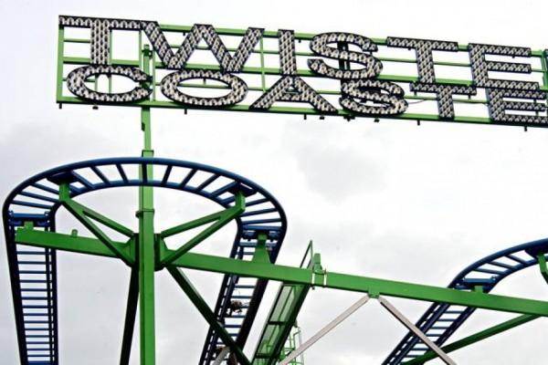 Twister Coaster resim :1