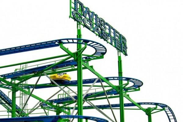 Twister Coaster resim :2