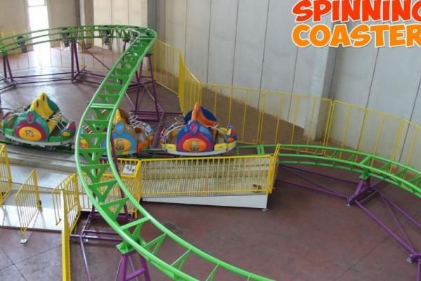 Spinning Coaster resim :1